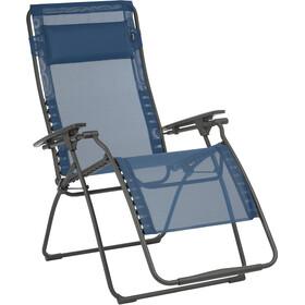 Lafuma Mobilier Futura XL - Siège camping - Batyline bleu
